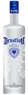 Devotion Vodka Black & Blue 750ml